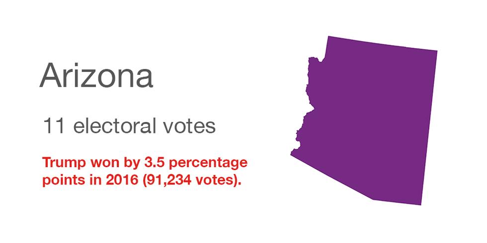 Arizona vote data