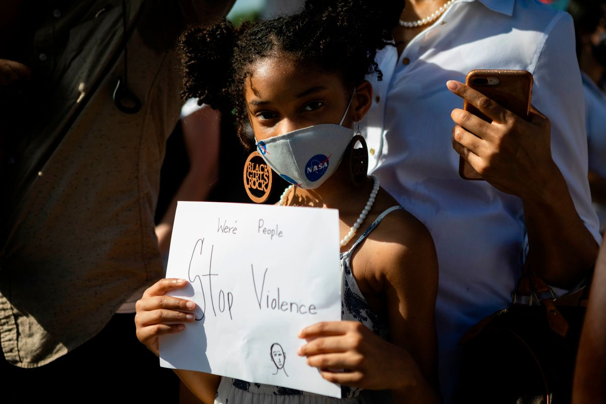 Youth protesting racism are the civic educators we need - The Fulcrum