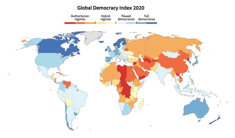 Global Democracy Index