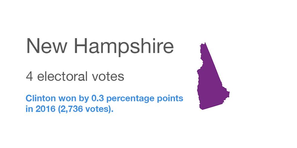 New Hampshire vote data